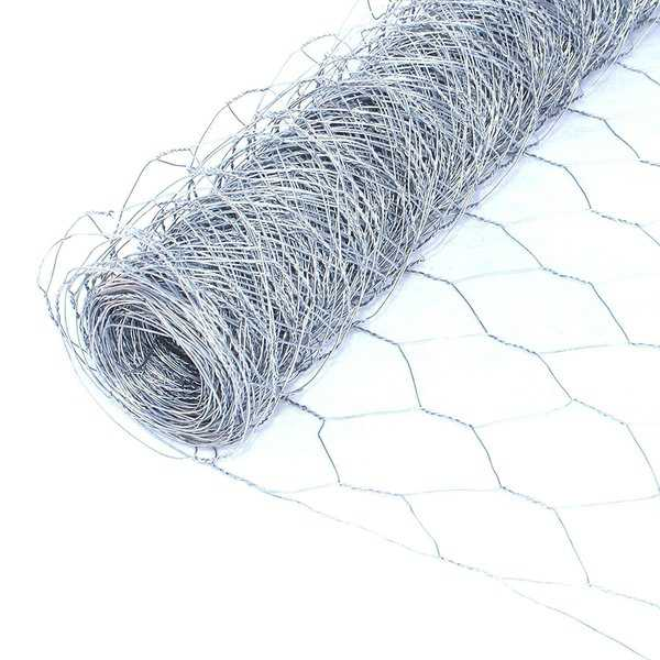ALEKO Wire Roll Cloth Fence 20 Gauge Steel 36' H x 50' L 2' Mesh