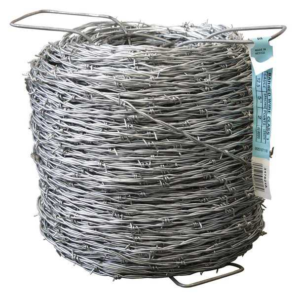 Farm Gard 317821A 440 Yard 12-1/2 Gauge Barbed Wire
