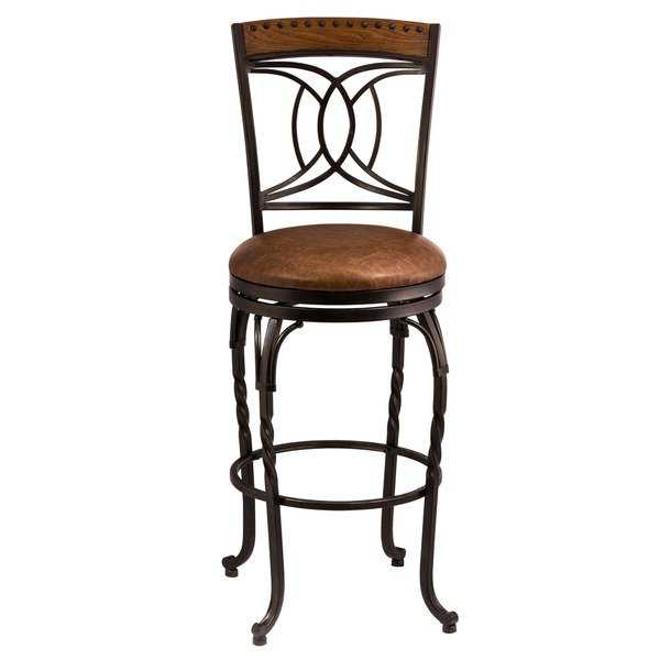 Hillsdale Furniture's Donovan Swivel Counter Stool