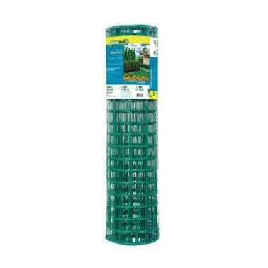 Garden Zone 023650 Green Garden Fence, 16 Gauge, 36' x 50'
